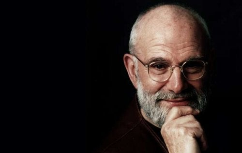 A picture of Oliver Sacks.