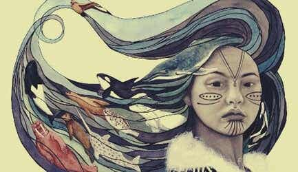 An Eskimo Myth - Sedna, Goddess of the Sea