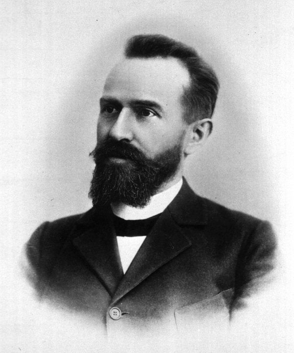 Eugen Bleuler: A Pioneer on Schizophrenia