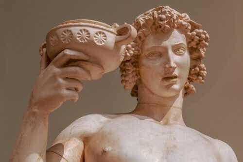 The Myth of Dionysus, God of Wine and Pleasure