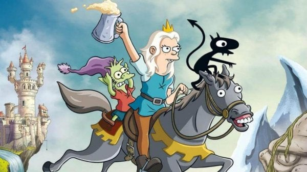 Disenchantment: Matt Groening Turns to Medieval Satire