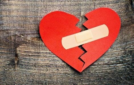 A fixed broken heart.