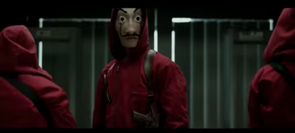 Money Heist - Heroes or Criminals?