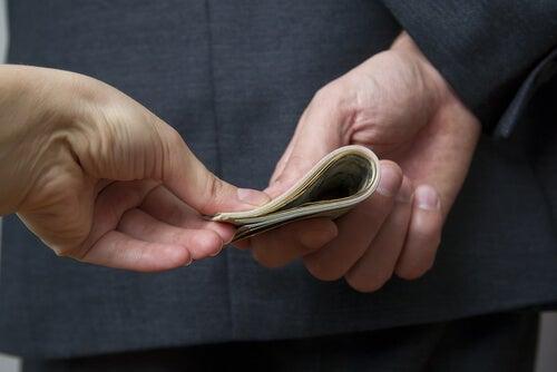 The Psychology of Corruption