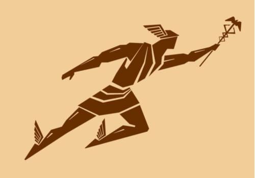 The Myth of Hermes, the Divine Messenger