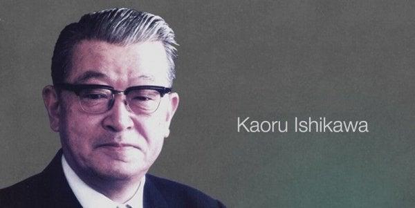 A picture of Kaoru Ishikawa.