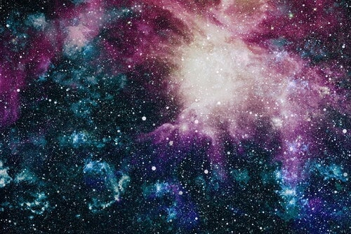 An image of the galaxy.