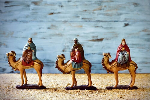 The Origin of the Three Kings