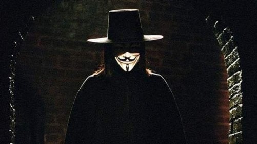 Uncovering V, The Revolutionary Leader in V for Vendetta