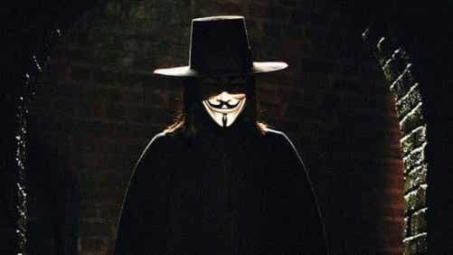 Uncovering V, The Revolutionary Leader in V for Vendetta