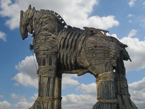 A Troyan horse.