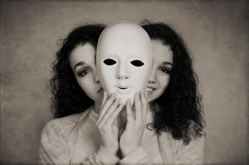 A bipolar woman.