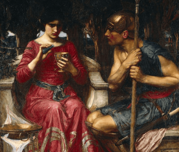 The Myth of Medea, a Sorceress in Love
