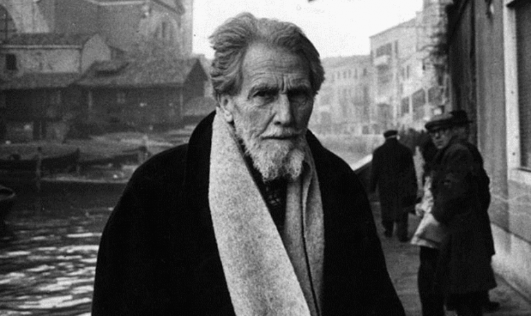 Seven Quotes from Ezra Pound