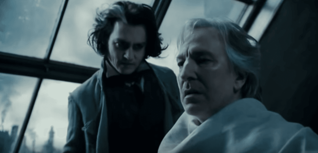 A scene from Sweeney Todd.
