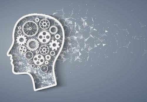 A brain's gears.