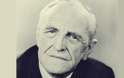 Donald Woods Winnicott, an Innovator in Pediatrics