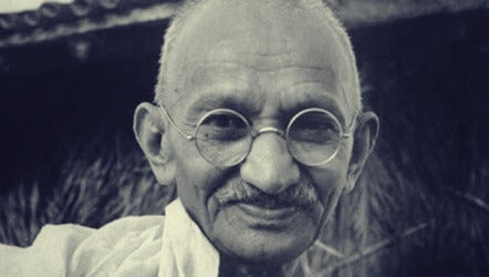 Mahatma Gandhi: A Peaceful Revolution