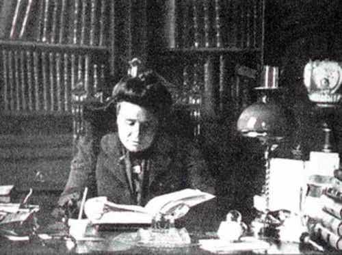 Dolors Aleu Riera, a Pioneer in Medicine