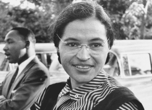 Rosa Parks - A Lesson in Social Psychology