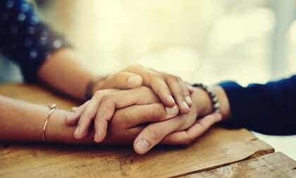 The Importance of Touching and Being Touched