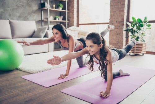 The Benefits of Virtual Exercise for Children
