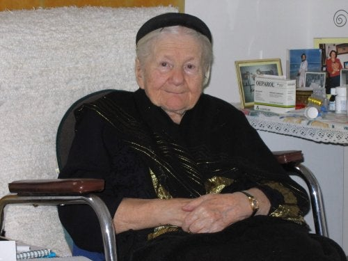 Old Irena.