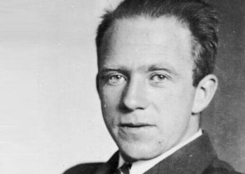 The creator of Heisenberg's Uncertainty Principle, Werner Heisenberg.