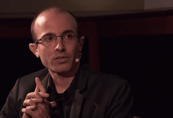 The Pandemic Through the Eyes of Yuval Harari