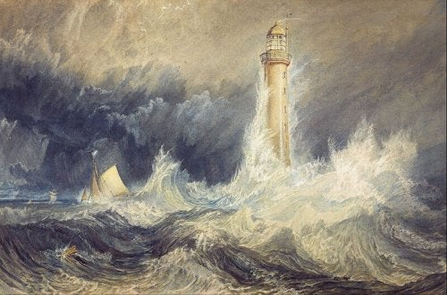 JMW Turner, a Painter Tormented by the Sea