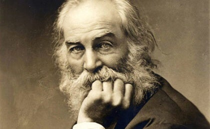 Poet Whitman and His Enthusiasm for Life