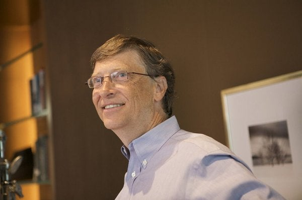 Phrases by Bill Gates for a New Perspective