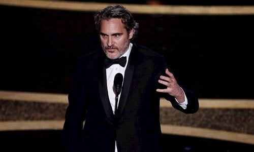 Joaquin Phoenix's Speech: For Sentient Beings and the Environment