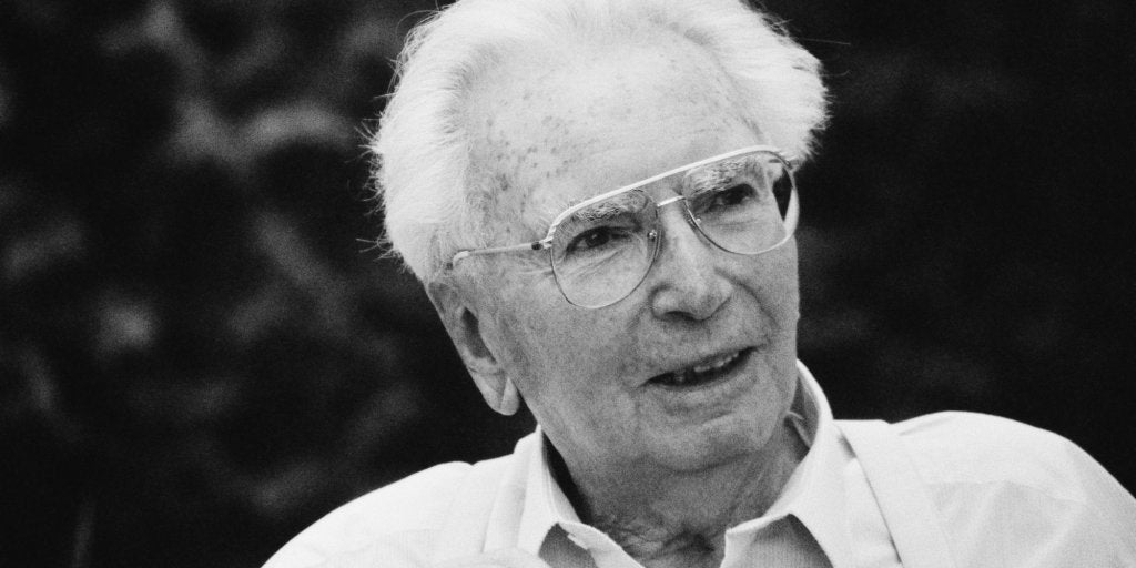Viktor Frankl's sayings.