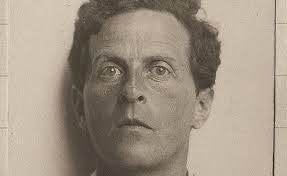 A photo of Ludwig Wittgenstein.