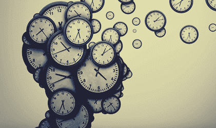 The Two Brain Clocks that Help You Predict the Future