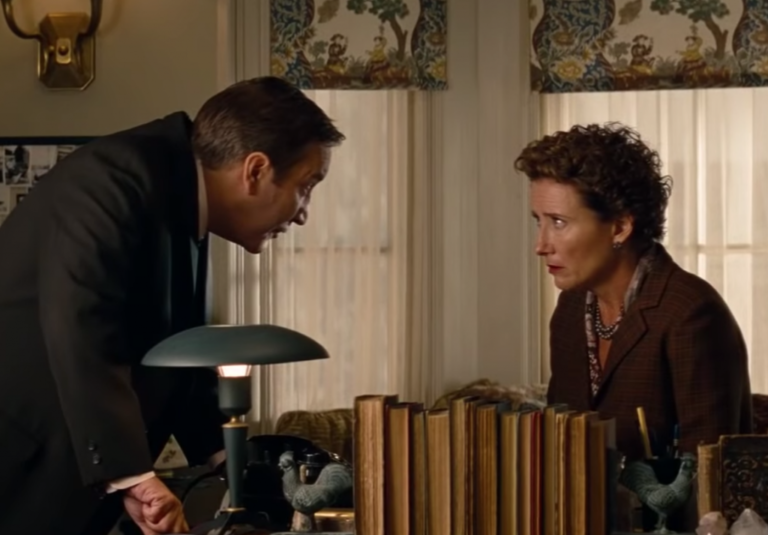 Saving Mr. Banks: How Rewriting History Can Cure the Past