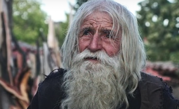 Grandpa Dobri: The Saintly Beggar