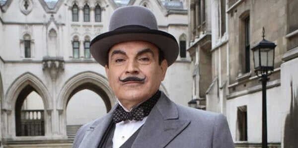 Hercules Poirot and His Little Grey Cells