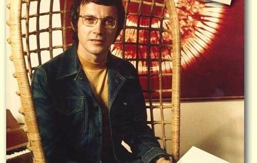 A photo of John Allan Lee.