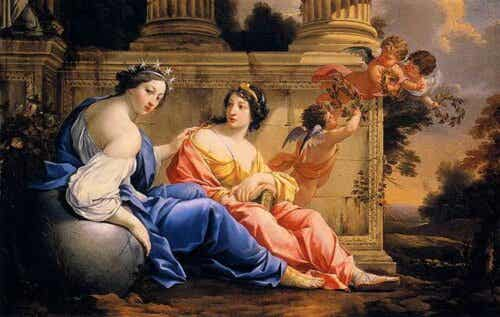 The Myth of the Muses: A Source of Creative Inspiration