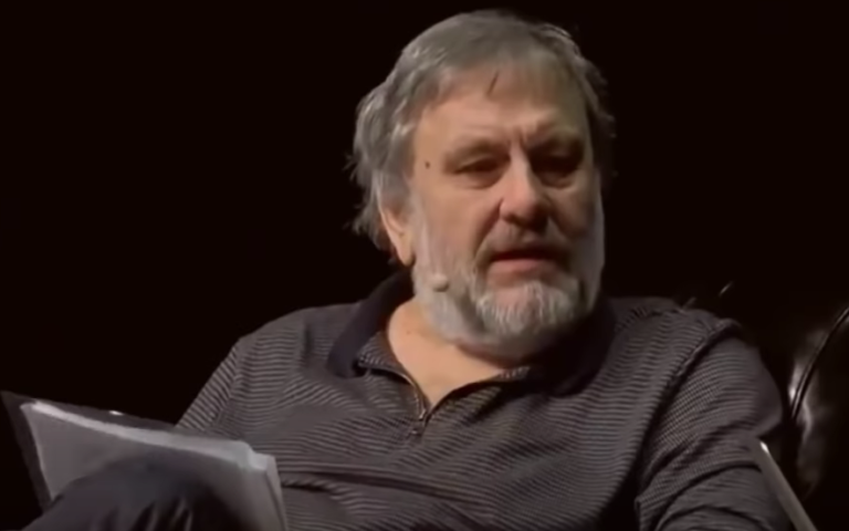 What the Future Holds, According to Slavoj Zizek