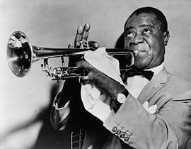 A jazz musician.