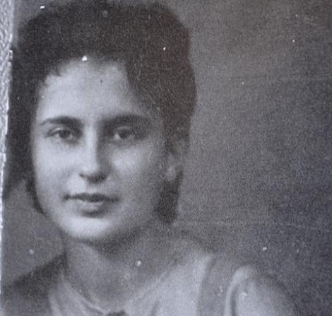 A picture of Sabrina Spielrein.