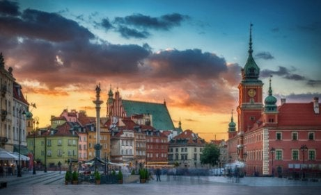 A city in Poland.