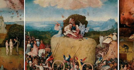 A painting by Bosch.