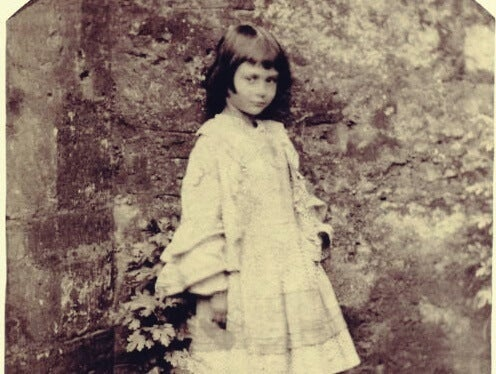 A photograph of Alice Lydell.