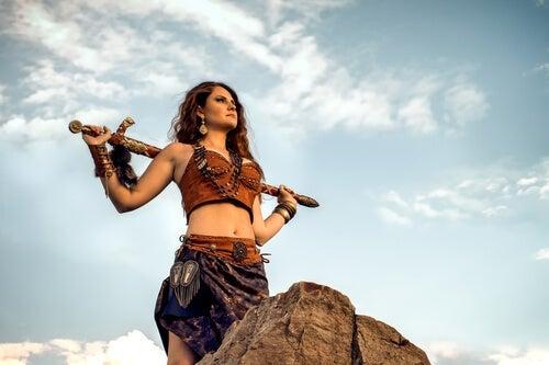 Queen Boudica.