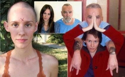 Charles Manson's girlfriend is part of a group of women who love psychopaths.