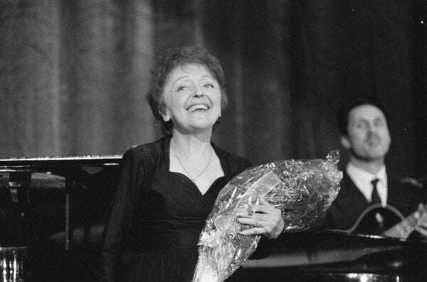 Édith Piaf: The Little Sparrow of Paris